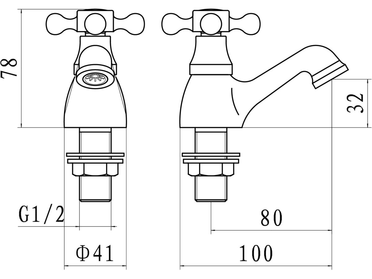 Technical drawing B3-15346 / ALB004
