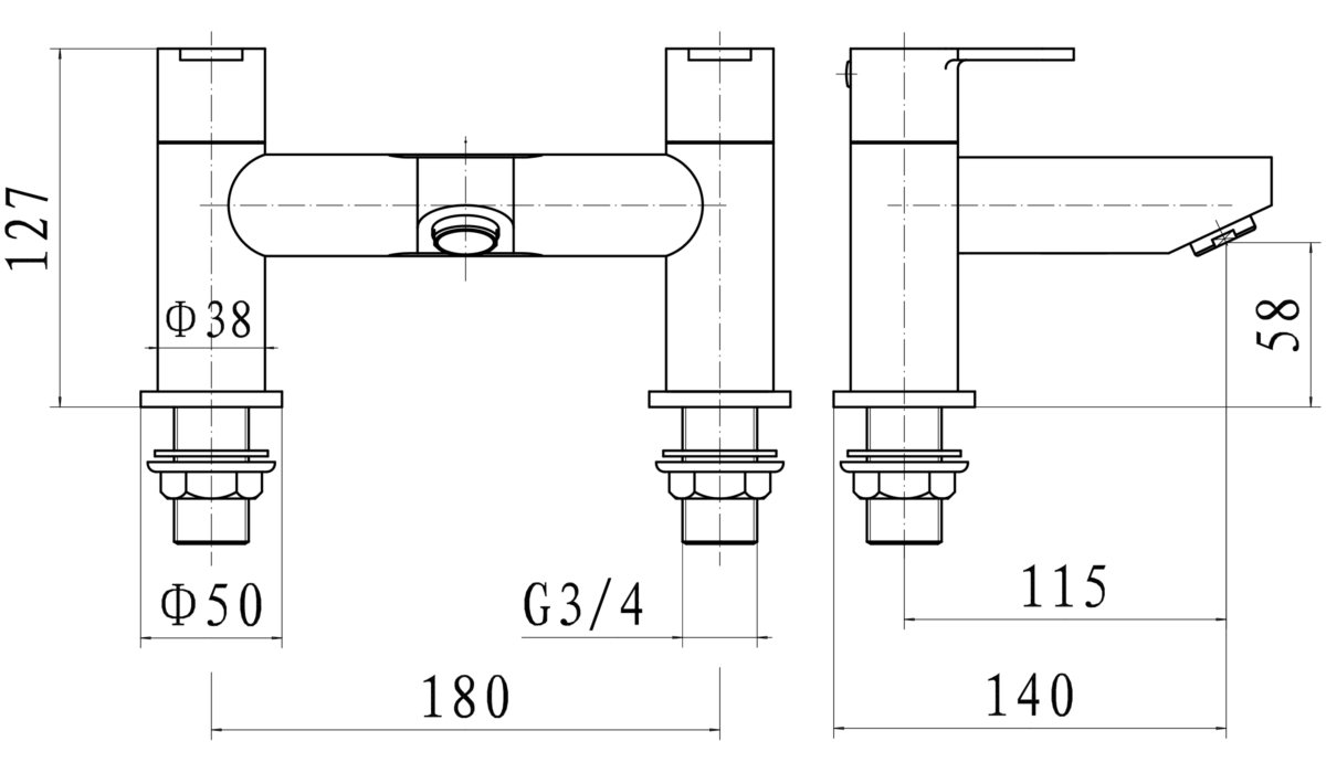 Technical drawing B3-15326 / ROM003