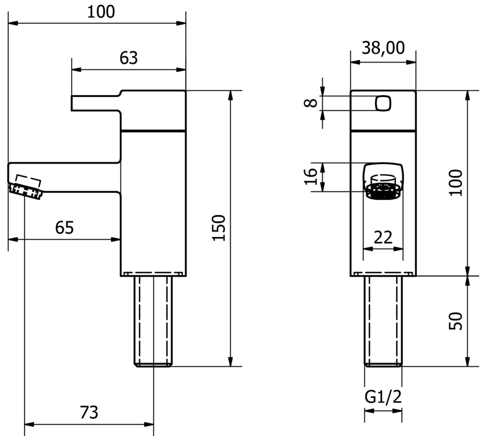 Technical drawing B3-15361 / NER004