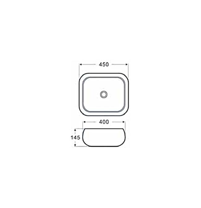 Technical drawing B3-15366 / CVB017