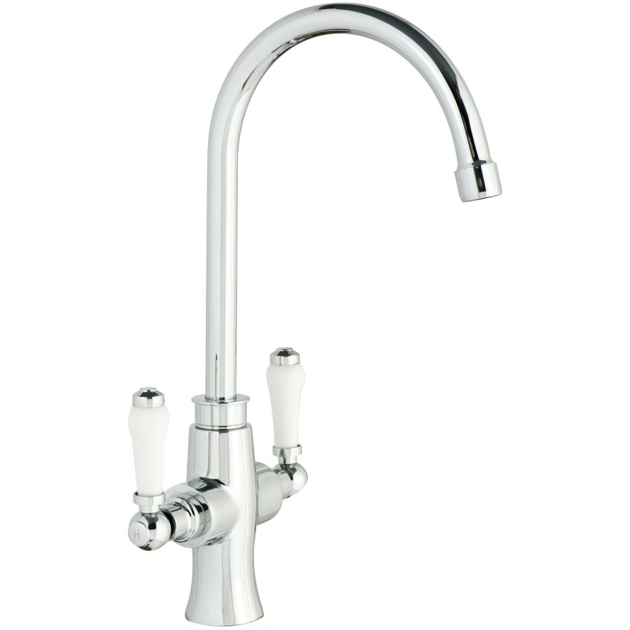 Cassellie Dual Lever Kitchen Sink Mixer Tap