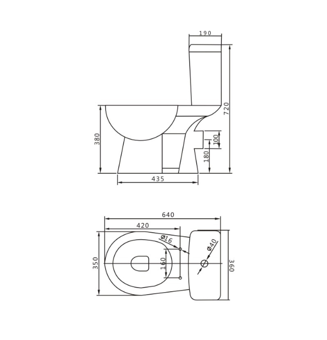 Technical drawing B3-15376 / PSC001
