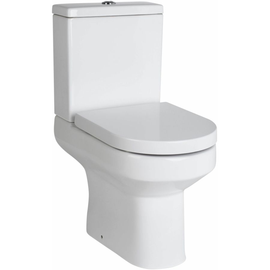 Montego Close Coupled Wc Pan And Cistern
