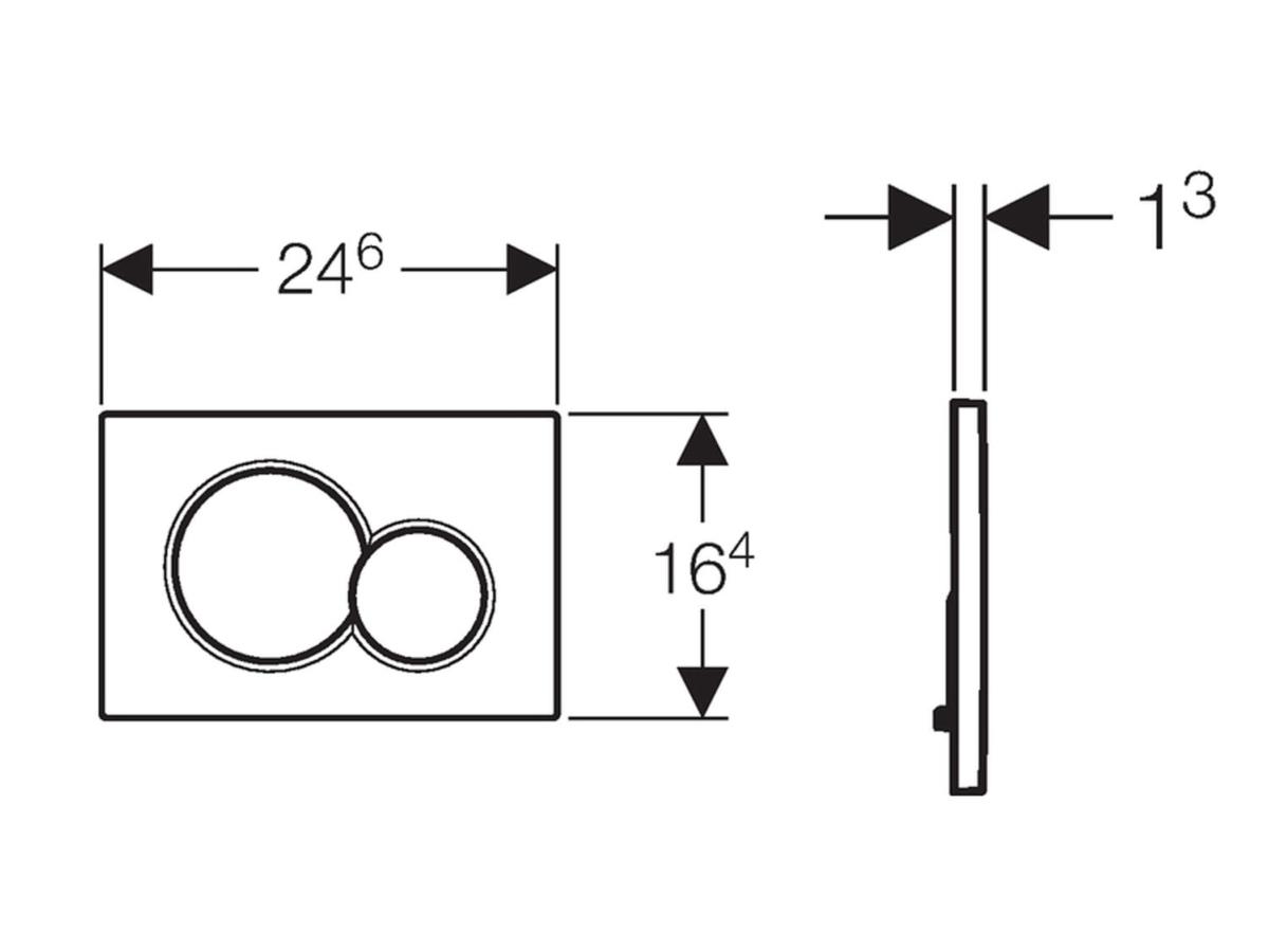 Technical drawing B3-16008 / 115.770.21.5