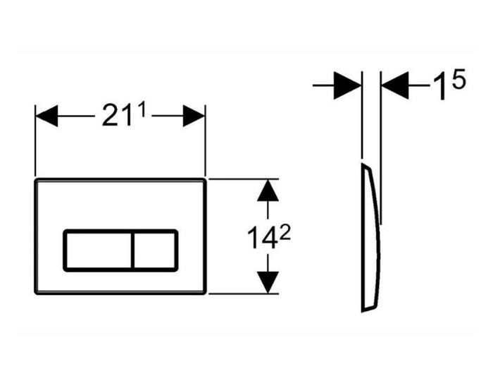 Technical drawing B3-51836 / 115.260.21.1