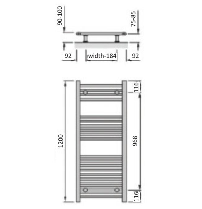 Technical drawing B3-14346 / ELNC120050