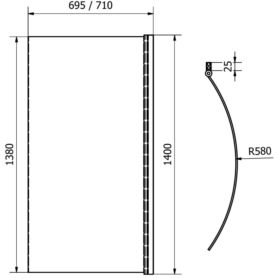 Technical drawing B3-15409 / CEL003M
