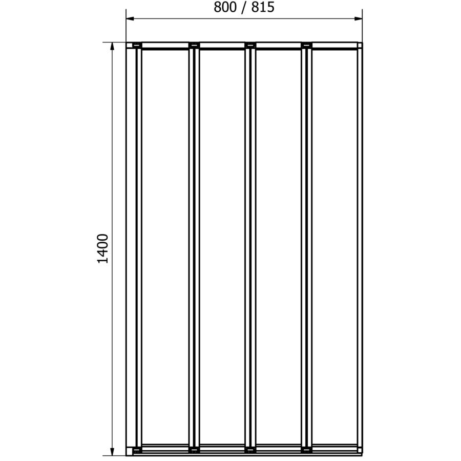 Technical drawing B3-15411 / CEF001