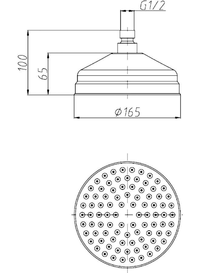 Technical drawing B3-14434 / TRH07
