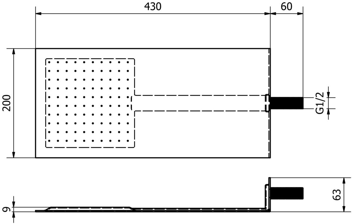 Technical drawing B3-14436 / CSSH01