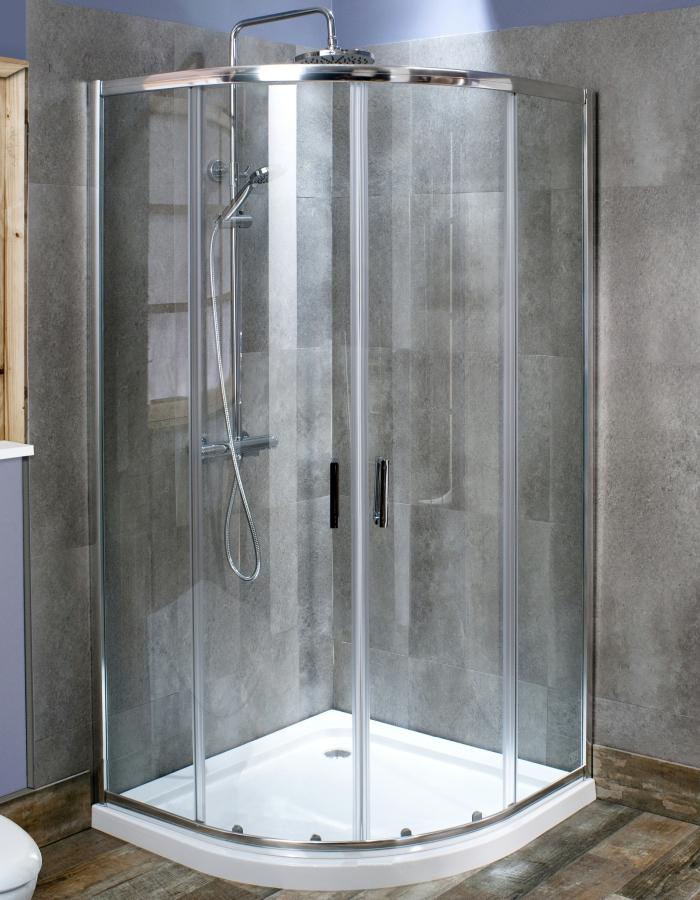 Montage Quadrant Shower Enclosure 900 x 900mm