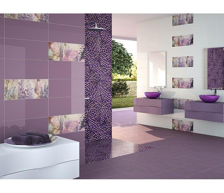 Dekostock 420mm Round Countertop Basin Purple
