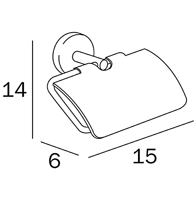Technical drawing B3-13603 / A36260CR