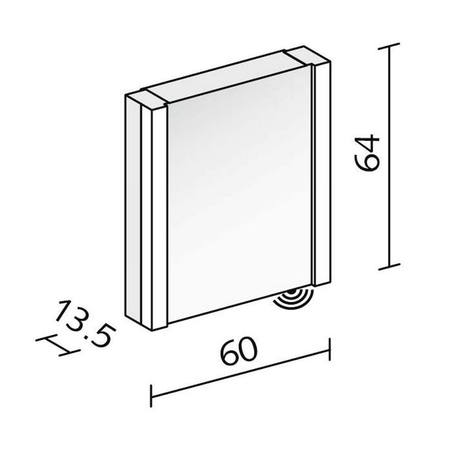 Technical drawing B3-19072 / PEP 60/1/FL