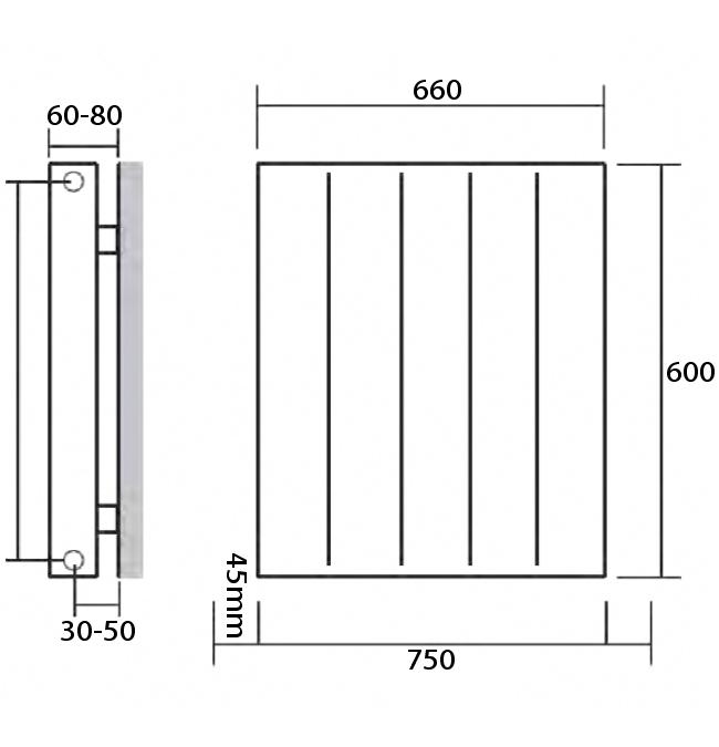 Technical drawing B3-13728 / MNZ 0660 0600 07 P
