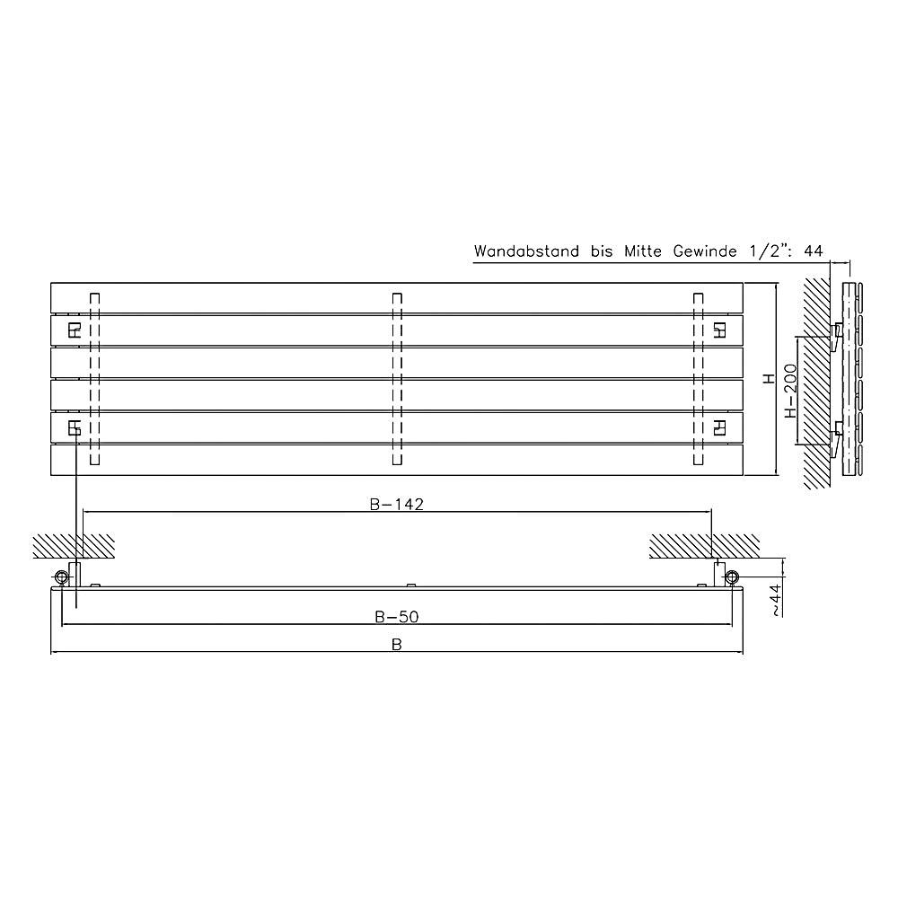 Technical drawing B3-19126 /