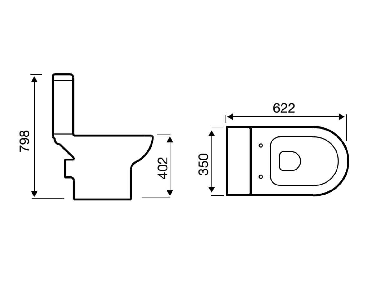 Technical drawing B3-19192 / POT501RA