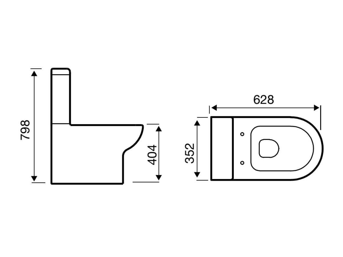 Technical drawing B3-19193 / POT502RA