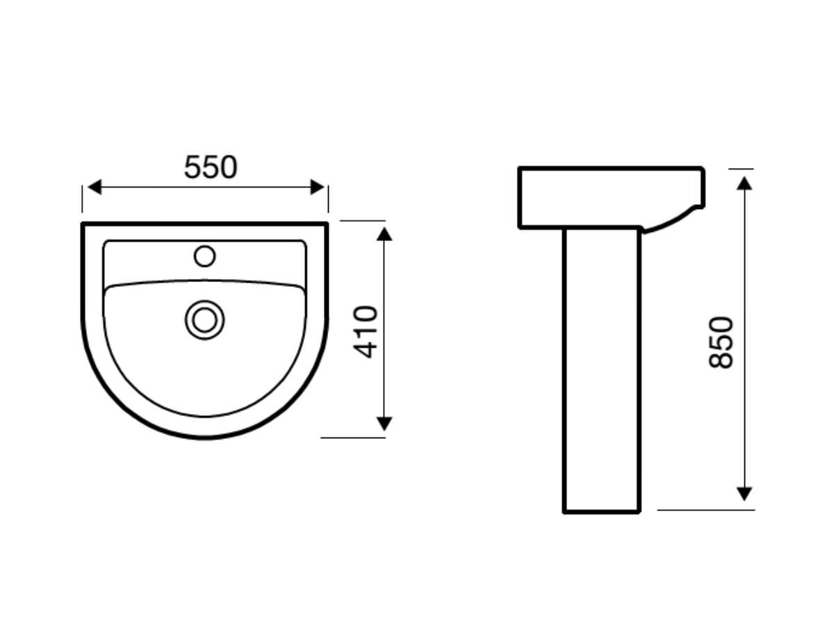 Technical drawing B3-19197 / POT507RA