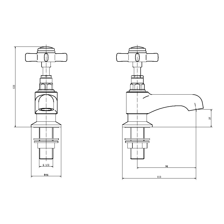 Technical drawing B3-10248 / TAP103KL