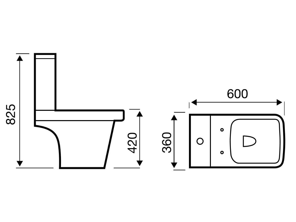 Technical drawing B3-19249 / POT405SI