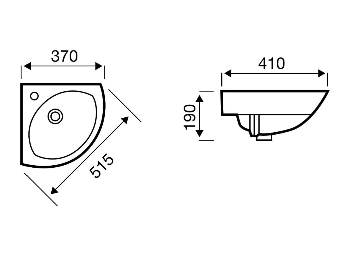 Technical drawing B3-19259 / POT200G4K