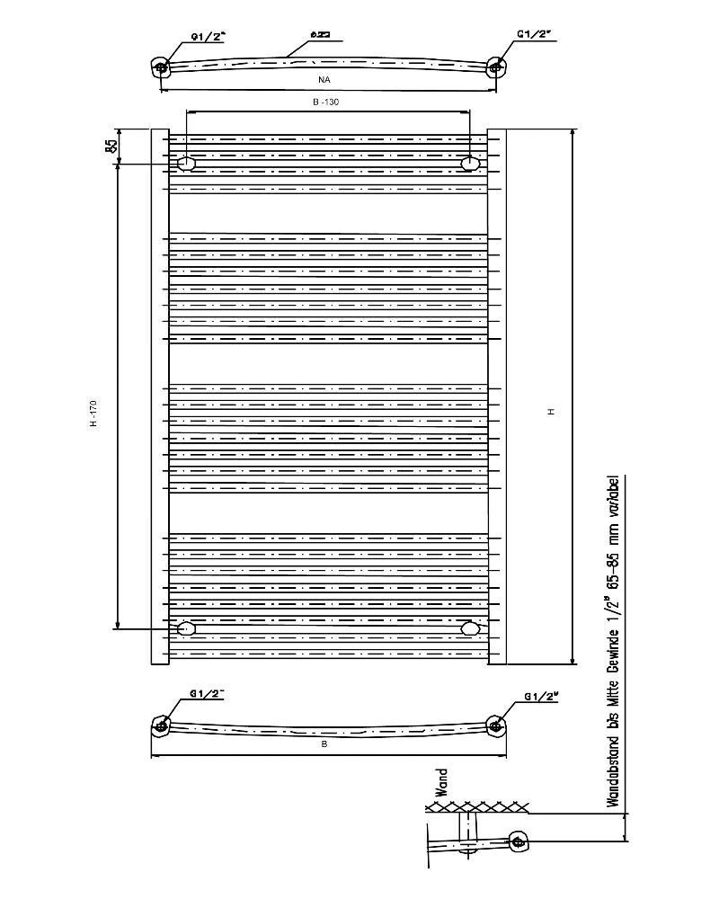 Technical drawing B3-20127 /