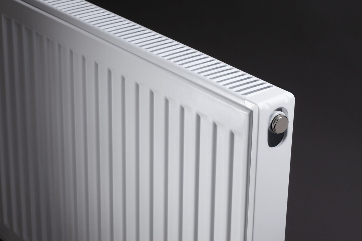 Design Convector Radiator.Kartell K Rad Kompact Double Panel Single Convector Radiator