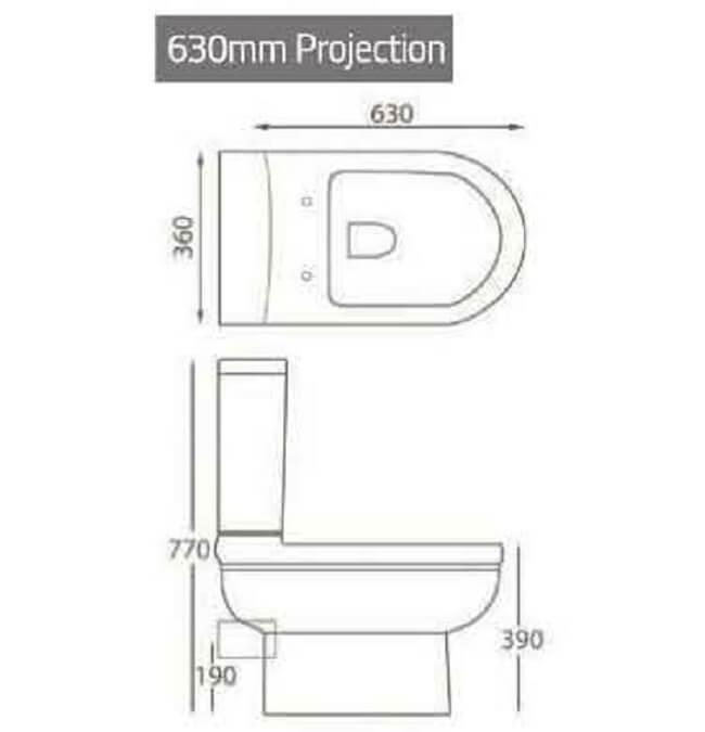 Technical drawing B3-13818 / UKB-W501
