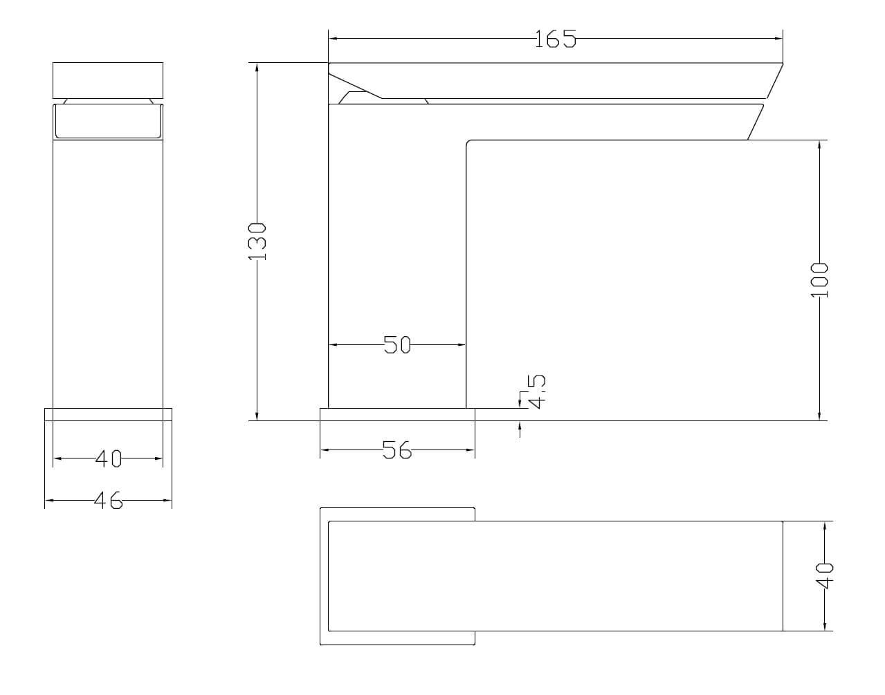 Technical drawing B3-28008 / FMART8512B