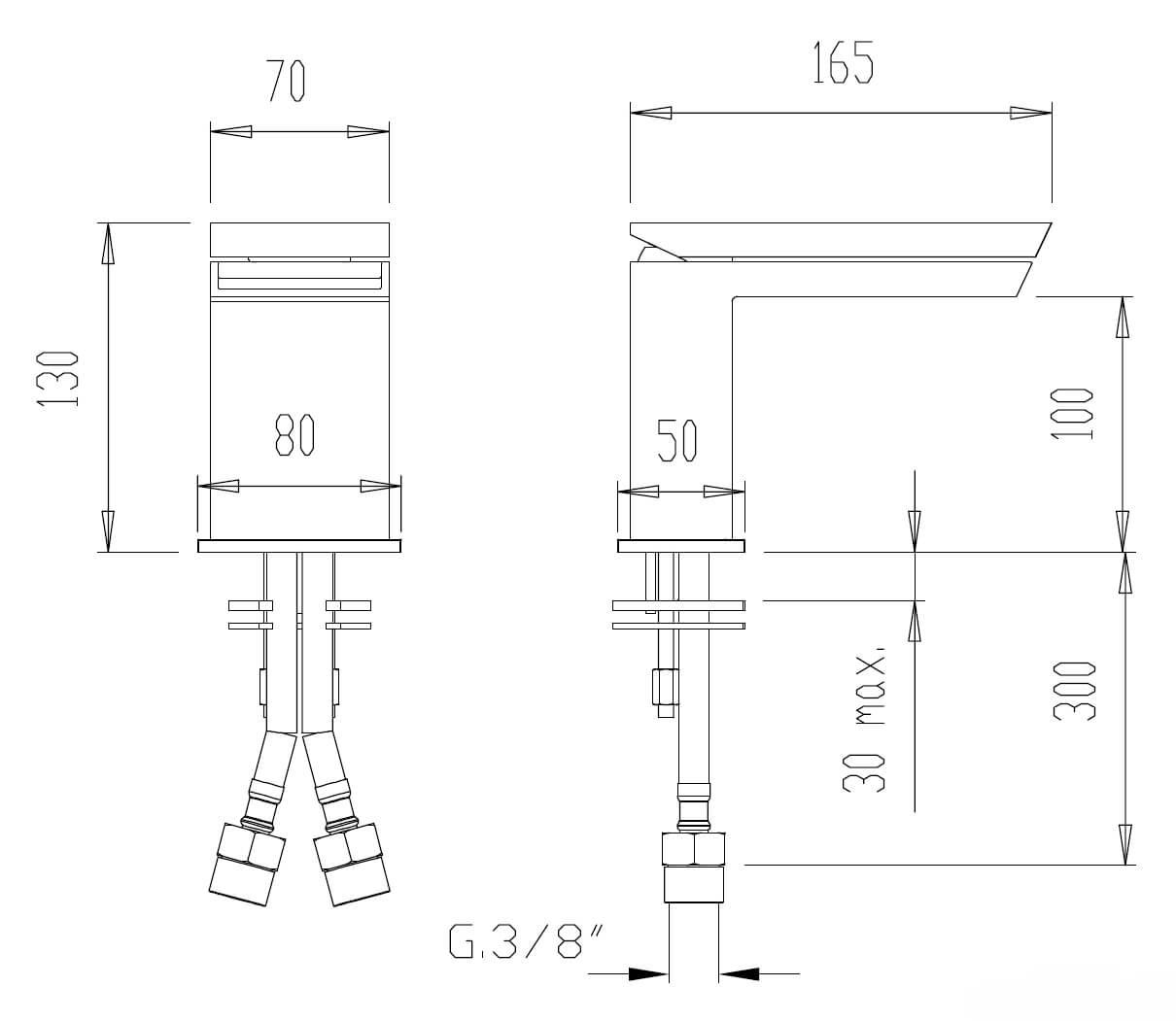 Technical drawing B3-28010 / FMART8512