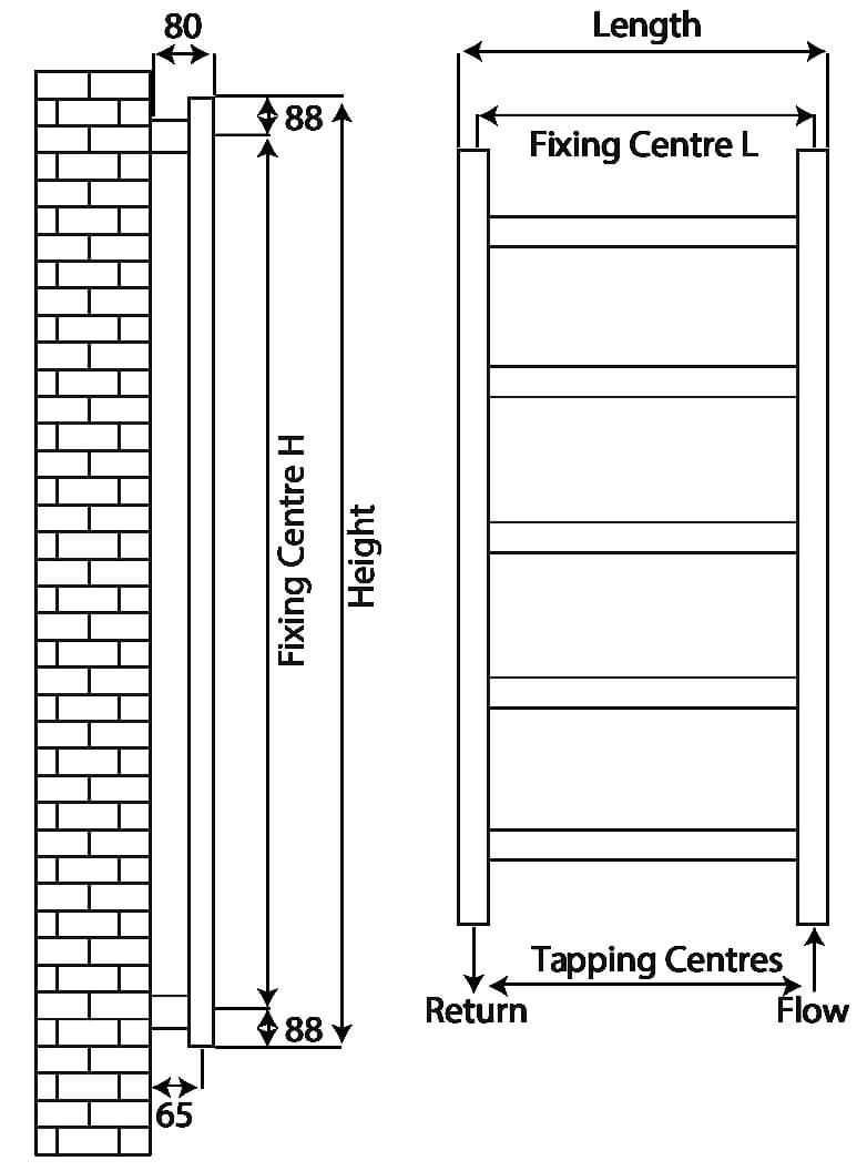 Technical drawing B3-30026 / RXER-0625800-ch