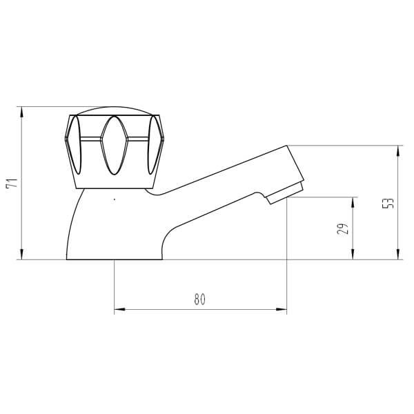 Technical drawing B3-28091 / BIQEN04