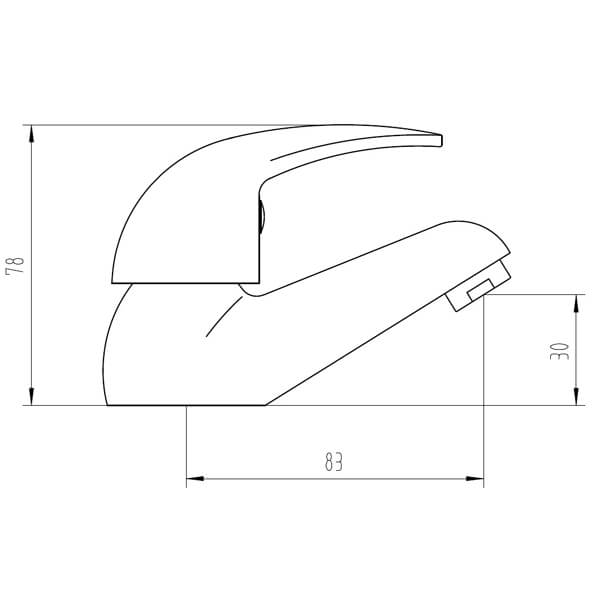 Technical drawing B3-28089 / BIQCO04