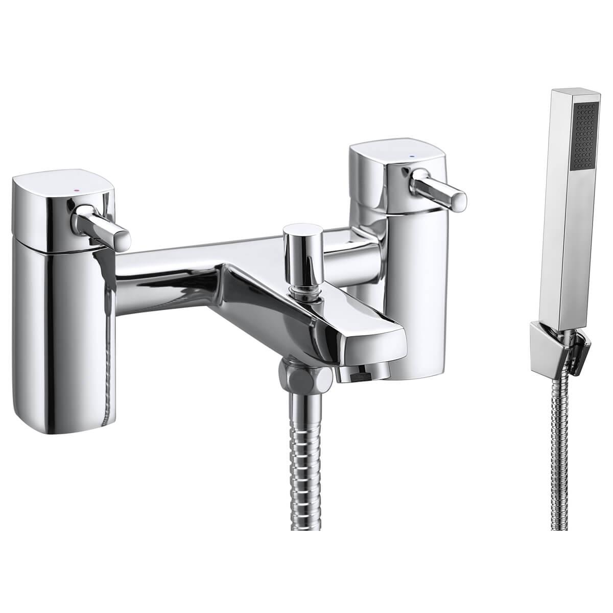 Frontline Cubix² Bath Shower Mixer Tap