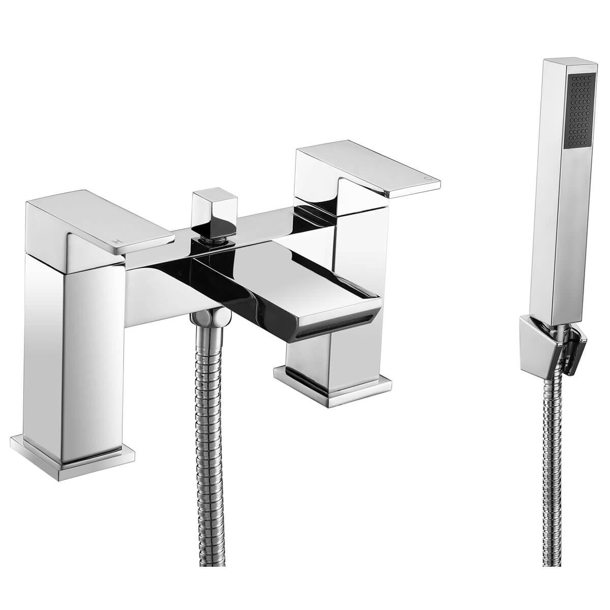 Frontline Sleek Waterfall Bath Shower Mixer Tap
