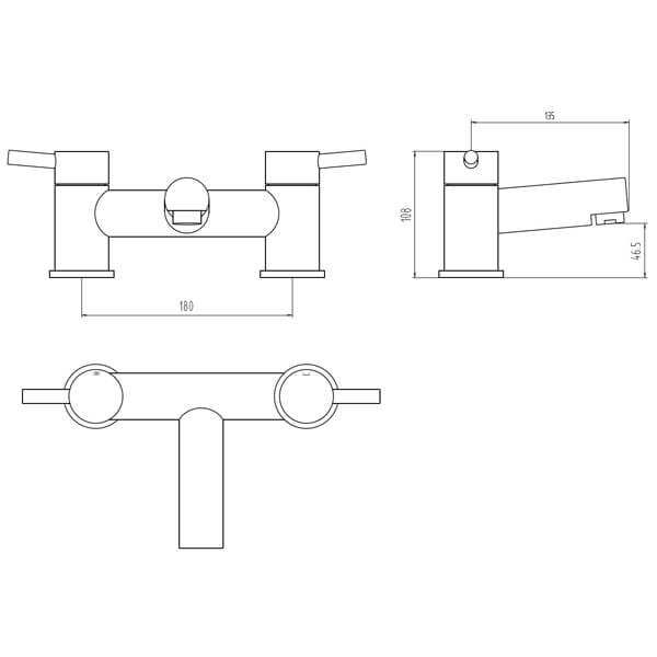 Technical drawing B3-28148 / BIQPE02