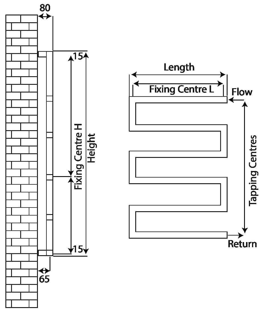 Technical drawing B3-27532 / RXSP-0730500-ss