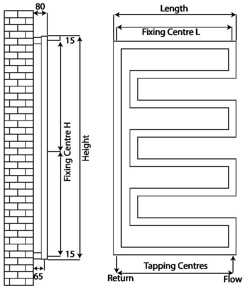 Technical drawing B3-27534 / RXES-0730580-ss