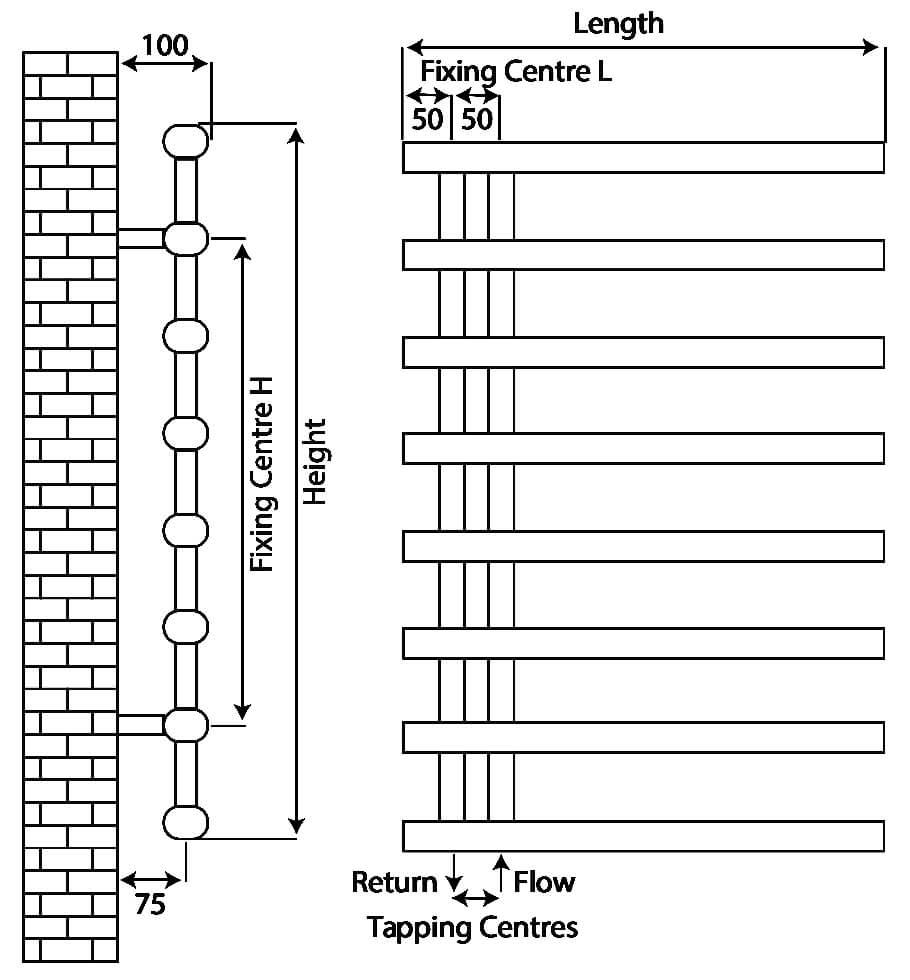 Technical drawing B3-27538 / RXLX-0750500-ch