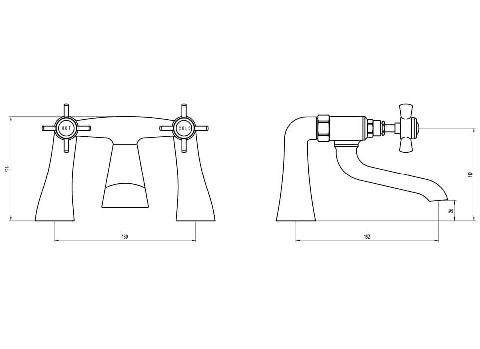 Technical drawing B3-28217 / BIQVI02