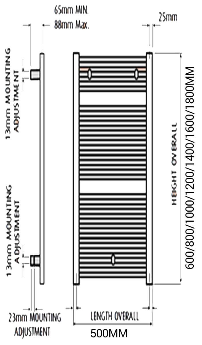 Technical drawing B3-28265 / ZTK0006501