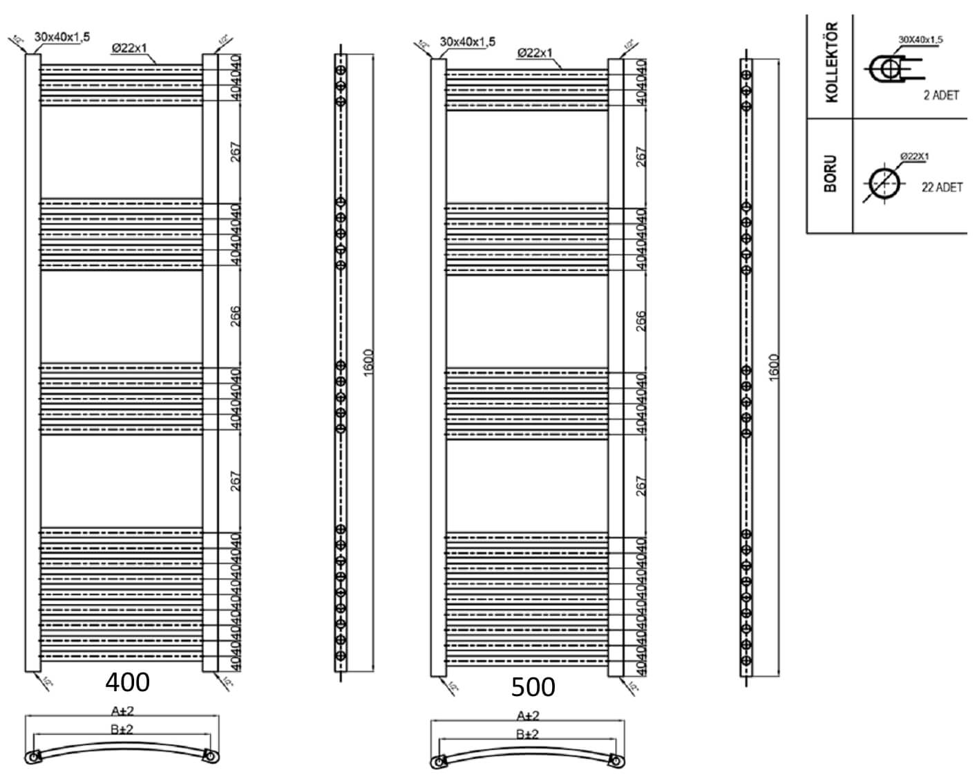 Technical drawing B3-30593 / PICC8060