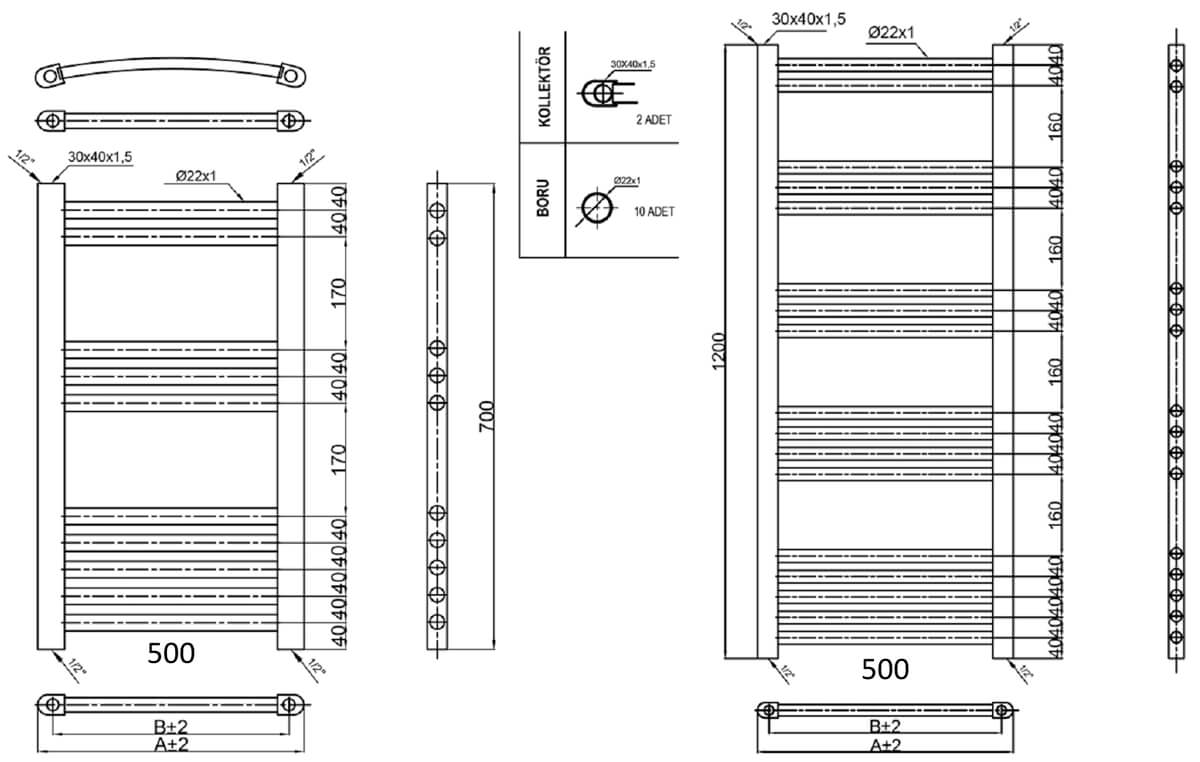 Technical drawing B3-30589 / PICS8050