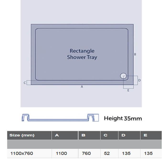 Technical drawing B3-10506 / KRR1176L